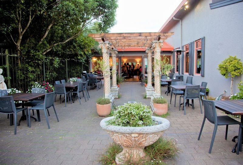 Elm Cafe Restaurant in Palmerston North New Zealand