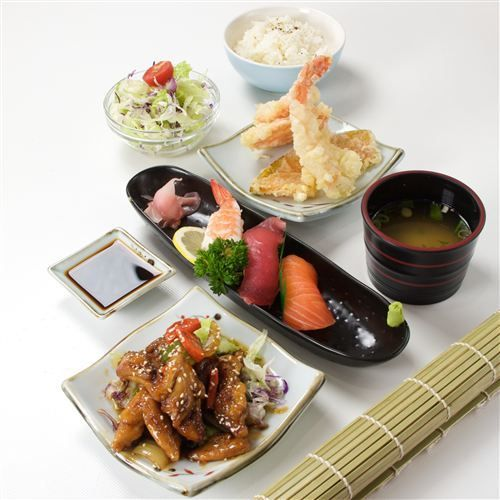 Kingdom Sushi Japanese Cuisine