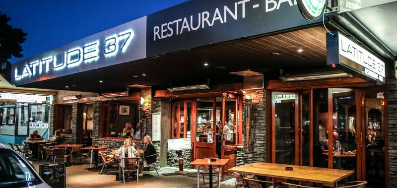 Latitude 37 Restaurant and Bar in Mt Maunganui New Zealand_800x379