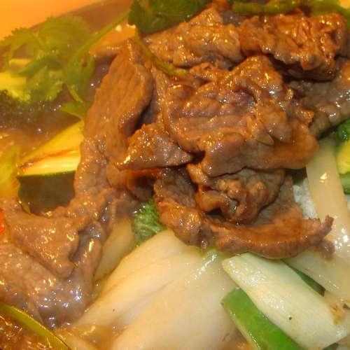 Nickies Thai Restaurant in Auckland - Beef