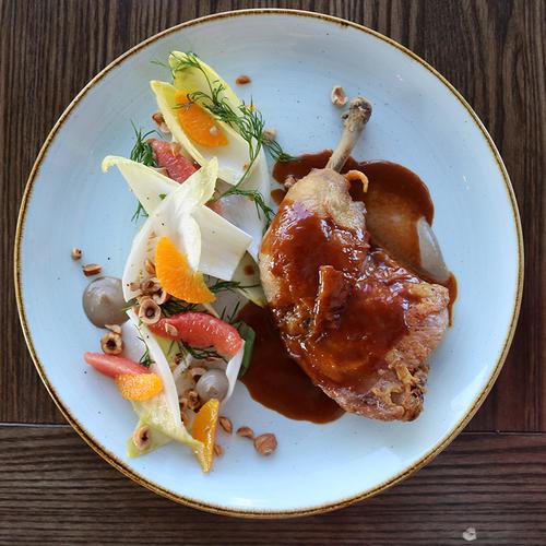 Vue Restaurant and Attica Bar Auckland - Chicken